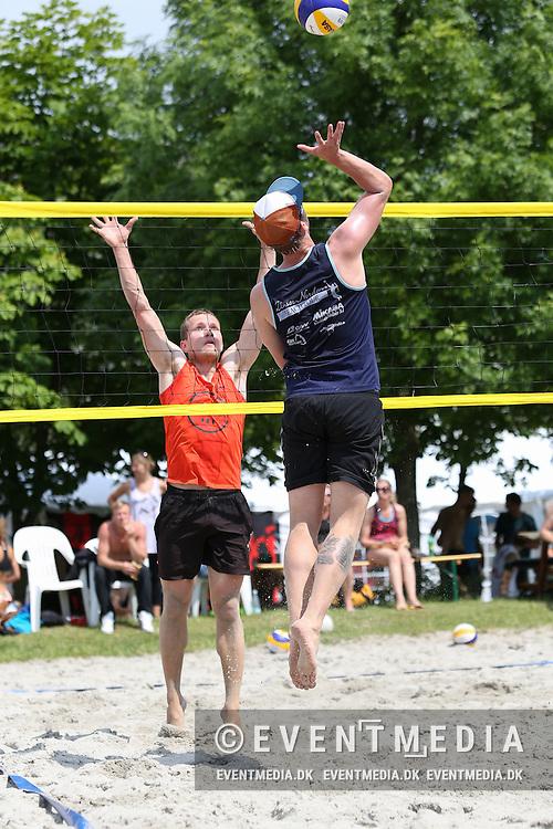 Odense Grand Slam, Danish Beachvolley Tour 2014, 8. juni 2014.