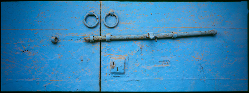 Blue Lock, Morocco, North Africa, May 1999