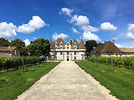 A French Chateau welcomes all in search of excellent wine, in this case they had a spectacular dessert wine.