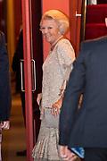 Samen - Een Ode aan de Natuur<br /> <br /> Het NatuurCollege brengt in het kader van de tachtigste verjaardag van haar voorzitter, Prinses Irene, een ode aan de natuur in Koninklijk Theater Carré. <br /> <br /> Op de foto:   Prinses Beatrix