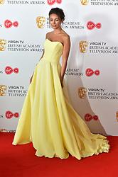 Michelle Keegan at the Virgin TV British Academy Television Awards 2018 held at the Royal Festival Hall, Southbank Centre, London.