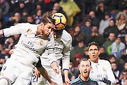012917 Real Madrid v Real Sociedad, La Liga football match