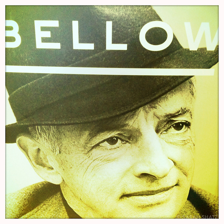 Saul Bellow book cover