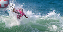 September 6, 2017 - San Clemente, California, USA - Courtney Conlogue surfs in her heat during the Swatch Pro at Lower Trestles at San Onofre State Beach south of San Clemente on Wednesday, August 6, 2017. (Photo by Mark Rightmire, Orange County Register/SCNG) (Credit Image: © Mark Rightmire/The Orange County Register via ZUMA Wire)