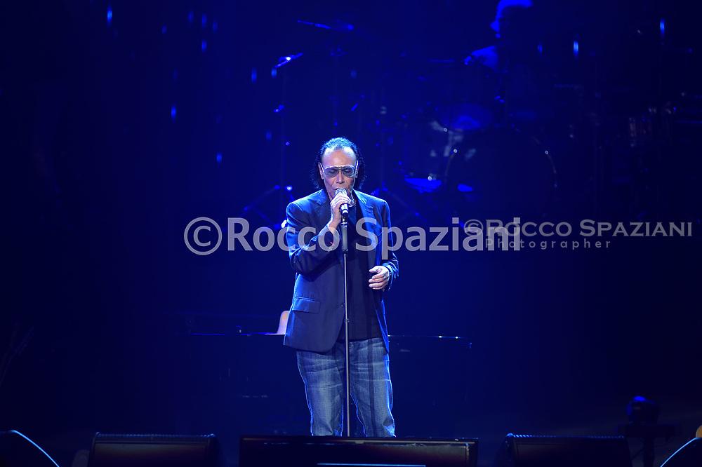 Antonello Venditti Performs In Concert on March 9, 2019 in Rome, Italy.