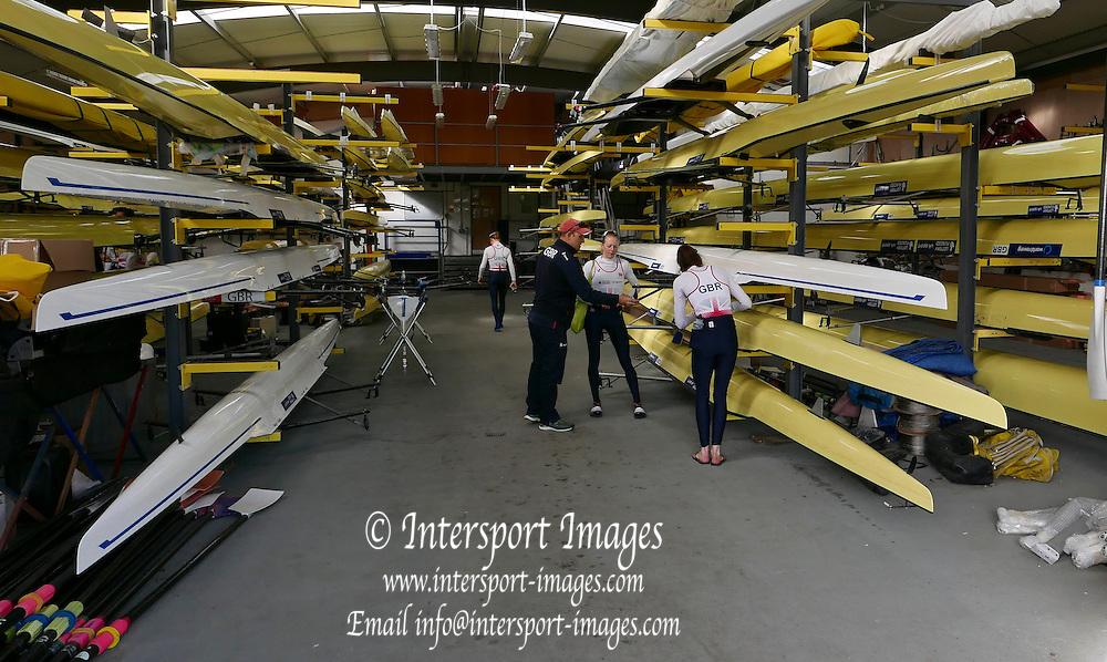 Caversham. Reading. GBRowing  European Team Announcement, GB Training Base Reading. 13.05.2015. Wednesday. [Mandatory Credit: Peter Spurrier/Intersport-images.com
