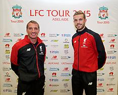 150718 Liverpool Preseason Tour Day 6