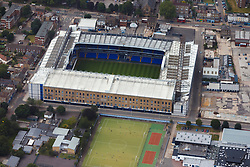 File photo dated 24-06-2013 of An aerial view of Tottenham Hotspurs Football Club's White Hart Lane ground in London.