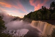 Tahquamenon Falls<br /> Michigan's Upper Peninsula