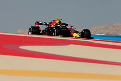April 7, 2018 - Sakhir, Bahrain - Motorsports: FIA Formula One World Championship 2018, Grand Prix of Bahrain,#33 Max Verstappen (NDL, Red Bull Racing) (Credit Image: © Hoch Zwei via ZUMA Wire)