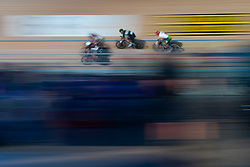 February 10, 2019 - Melbourne, VIC, U.S. - MELBOURNE, VIC - FEBRUARY 08:  at The Six Day Cycling Series on February 08, 2019 at Melbourne Arena, VIC. (Photo by Speed Media/Icon Sportswire) (Credit Image: © Speed Media/Icon SMI via ZUMA Press)
