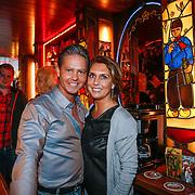 NLD/Amsterdam/20130311 - CD presentatie jubileum cd Danny de Munk, Danny, partner Jenny Sluyter