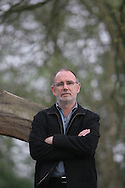 Award-winning English television scriptwriter Jimmy McGovern, pictured near his home in Liverpool. Born in 1949, he was particularly known for writing powerful and thought-provoking dramas often based around hard-hitting social issues or controversial real-life events. McGovern's most celebrated work included Brookside, the drama serial Cracker (1993) about the work of a criminal psychologist, the drama serial The Lakes (1997-99), Hillsborough (1997) and Sunday (2002).