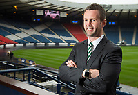 15/04/16   <br /> HAMPDEN - GLASGOW<br /> Celtic Manager Ronny Deila