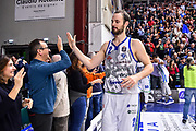 Miro Bilan<br /> Banco di Sardegna Dinamo Sassari - Segafredo Virtus Bologna<br /> Legabasket LBA Serie A 2019-2020<br /> Sassari, 22/12/2019<br /> Foto L.Canu / Ciamillo-Castoria