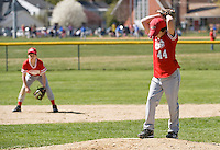 Laconia Little League Majors opening game at Colby Field April 24, 2010.