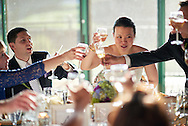 05/31/2013 -- Valerie & Sam Wedding -- Valerie & Sam's wedding at Bridges Golf Course in San Ramon, Calif.<br /> <br /> Photos by Michael Chen/KLCFotos<br /> <br /> Copyright 2013 Michael Chen