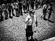 Turisti a Roma <br /> <br /> Roma 9/8/2019