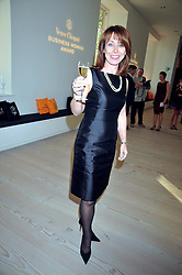 KAY BURLEY at the presentation of the Veuve Clicquot Business Woman Award 2009 hosted by Graham Boyes MD Moet Hennessy UK and presented by Sir Trevor Macdonald at The Saatchi Gallery, Duke of York's Square, Kings Road, London SW1 on 28th April 2009.