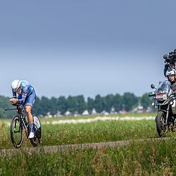 EMMEN (NED) June 16: <br />CYCLING <br />Dutch Nationals Time Trail Women Elite Ellen van Dijk