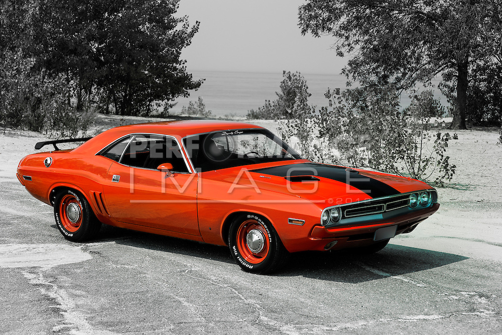 1971 Dodge Challenger Deputy Coupe