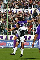 Firenze 17-10-2004<br /> <br /> Campionato  Serie A Tim 2004-2005<br /> <br /> Fiorentina siena<br /> <br /> nella  foto Pecchia Bologna<br /> <br /> Foto Snapshot / Graffiti
