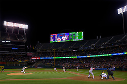 Sean Manaea no-hits the Red Sox, 2018
