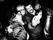 Matteo Salvini a Parma durante la campagna elettorale per le regionali 2020. <br /> <br /> Parma 31/10/2019