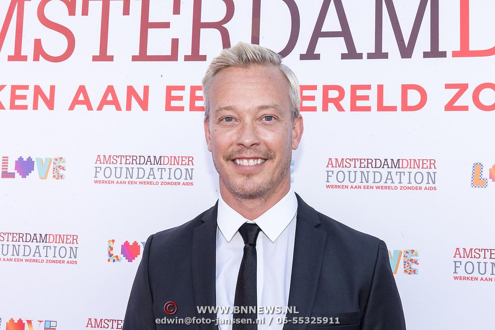 NLD/Amsterdam//20170617 - Amsterdam Diner 2017, Claes Iversen
