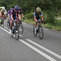 24-06-2017: Wielrennen: NK weg beloften: Montferland     <br />s-Heerenberg (NED) wielrennen  <br />Stef Krul (Metec) kleurde mede de wedstrijd