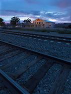 Santo Domingo trading post, Kewa Pueblo, New Mexico, Route 66