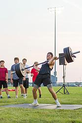 20 August 2021: Heyworth High School Hornets Football Scrimmage
