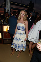 The Johnnie Walker Blue Label and David Gandy Drinks Reception aboard John Walker & Sons Voyager, St.Georges Stairs Tier, Butler's Wharf Pier, London, UK on 16th July 2013.<br /> Picture Shows:-Miranda Raison
