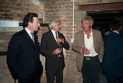 JEAN-MAX FRAYCSE; JONATHAN MERMAGEM; COUNT LEOPOLD VON BISMARCK, Early launch of Rupert's. Robin Birley  new premises in Shepherd Market. 6 Hertford St. London. 10 June 2010. .-DO NOT ARCHIVE-© Copyright Photograph by Dafydd Jones. 248 Clapham Rd. London SW9 0PZ. Tel 0207 820 0771. www.dafjones.com.