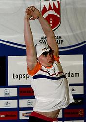 12-12-2014 NED: Swim Cup 2014, Amsterdam<br /> Kyle Stolk, 100m freestyle