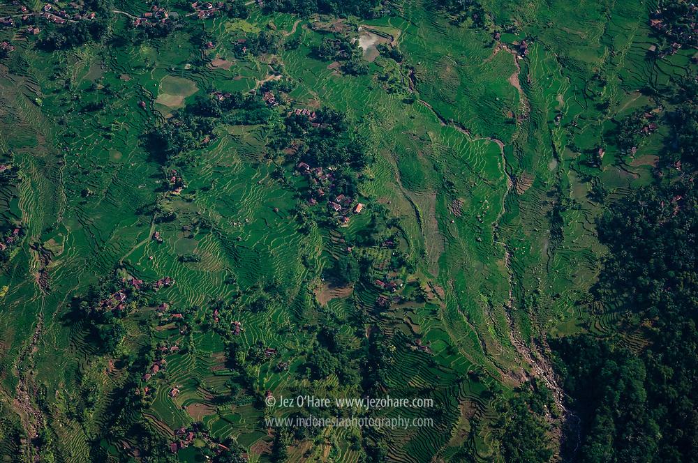 Garut selatan, West Java, Indonesia