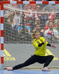 20-12-2015 DEN: World Championships Handball 2015 Nederland - Noorwegen, Herning<br /> Finale WK Handbal / Nederland verliest kansloos de finale van Noorwegen en moet genoegen nemen met zilver / Tess Wester #33