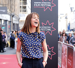 Edinburgh International Film Festival 2019<br /> <br /> Mrs Lowry And Son (World Premiere, closing night gala)<br /> <br /> Pictured: Kate Dickie<br /> <br /> Aimee Todd   Edinburgh Elite media