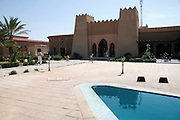 Morocco, Erfoud, Belere Hotel