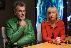 RELEASE DATE: October 4, 2019 TITLE: Pain and Glory STUDIO: Twentieth Century Fox DIRECTOR: Pedro Almodovar PLOT: A film director reflects on the choices he's made in life as past and present come crashing down around him. STARRING: ANTONIO BANDERAS as Salvador, NORA NAVAS as Mercedes. (Credit Image: © Sony Pictures Classics/Entertainment Pictures/ZUMAPRESS.com)
