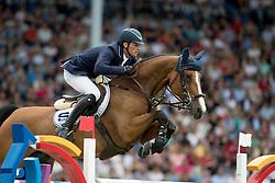 Deusser Daniel, (GER), Equita van T Zorgvliet<br /> Rolex Grand Prix<br /> CHIO Aachen 2016<br /> © Hippo Foto - Dirk Caremans<br /> 17/07/16