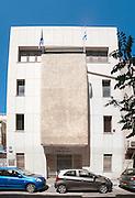 Lechi Museum at Beit Yair (Named after Avraham Stern alias Yair) on Stern street in Florentin neighbourhood, Tel Aviv,