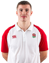 Charlton Kerr of England Rugby 7s - Mandatory by-line: Robbie Stephenson/JMP - 17/09/2019 - RUGBY - The Lansbury - London, England - England Rugby 7s Headshots
