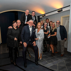 """08-12-2018 NED: Christmas gala Business club vv Maarssen, Breukelen<br /> Located on the beautifully maintained estate Groenevecht is, next to 'Stalhouderij de Zadelhoff', the eponymous 'Koetshuis'. This restored """"Koetshuis"""" was the first location for the Christmas gala by vv Maarssen"""