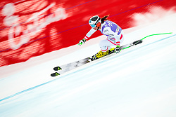 19.01.2018, Olympia delle Tofane, Cortina d Ampezzo, ITA, FIS Weltcup Ski Alpin, Abfahrt, Damen, im Bild Ricarda Haaser (AUT) // Ricarda Haaser of Austria in action during the ladie' s downhill of the Cortina FIS Ski Alpine World Cup at the Olympia delle Tofane course in Cortina d Ampezzo, Italy on 2018/01/19. EXPA Pictures © 2018, PhotoCredit: EXPA/ Dominik Angerer