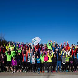 20170311: SLO, Marathon - Priprave za Ljubljanski maraton 2017
