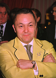 Publisher MR DAVID SULLIVAN at a party in London on 14th December 1998.<br /> MMY 9