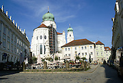 St. Stephan's Cathedral, Passau, Bavaria, Germany