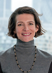 © Licensed to London News Pictures. 28/11/2014. City Hall, London, UK. Thomasina Miers, Masterchef winner, founder of Wahaca and food waste activist, poses for a photo after speaking at the Mayor of London's volunteering youth summit on how to tackle food waste and food poverty. Photo credit : Stephen Chung/LNP