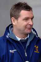 Photo: Paul Greenwood.<br />Blackpool v Norwich City. The FA Cup. 27/01/2007. A smiling Peter Grant, manager of Norwich City